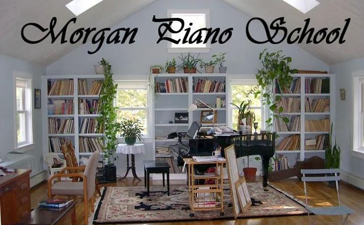 Morgan Piano School Studio Picture